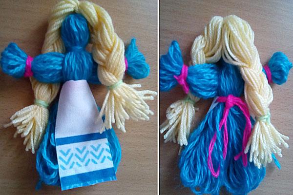 Кукла берегиня своими руками пошаговая инструкция 35