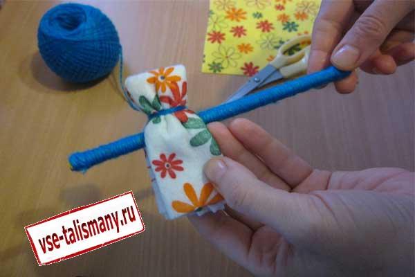 Кукла оберег Неразлучники – делаем своими руками