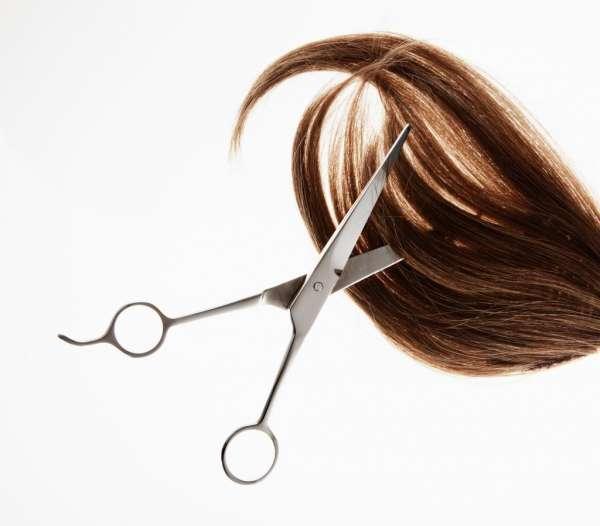 Сонник стричь волосы самому себе ножницами